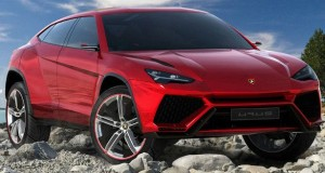 Lamborghini confirma produção de SUV superesportivo