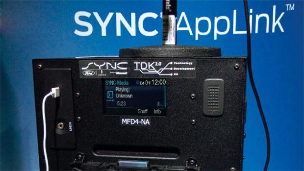 Sync App Link Ford