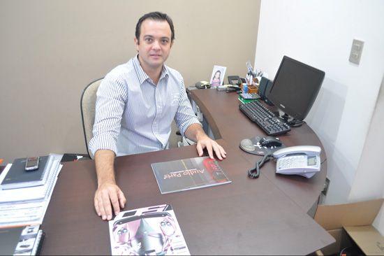 Luciano Colognezi, diretor: da distribuidora Audio Parts