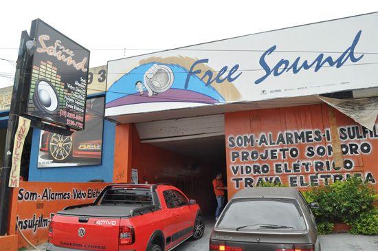 Loja Free Sound em Campinas