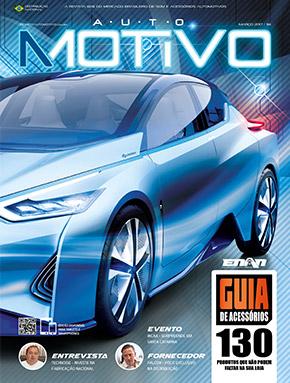 Capa da edição 114 da Revista AutoMOTIVO
