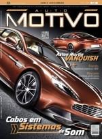 Capa da edição 61 da Revista AutoMOTIVO