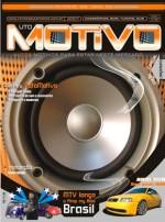 Capa da edição 01 da Revista AutoMOTIVO