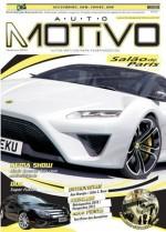 Capa da edição 38 da Revista AutoMOTIVO