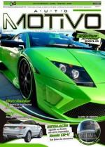 Capa da edição 39 da Revista AutoMOTIVO
