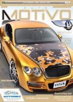 Capa da edição 43 da Revista AutoMOTIVO