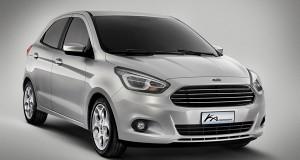 Novo Ford Ka é o carro compacto mais econômico do Brasil, diz Inmetro