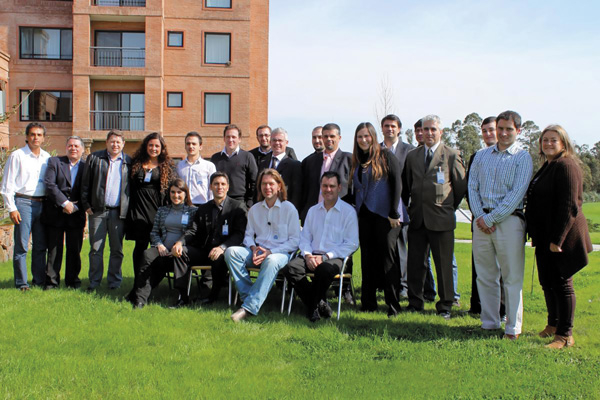 Equipe de Distribuidores da América Latina