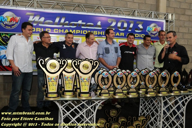 Evento Melhores 2013  realizado pela MTM