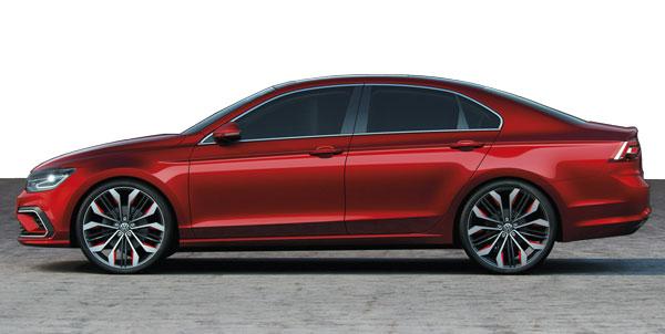 salao-de-pequim---Volkswagen-New-Midsize-Coupé
