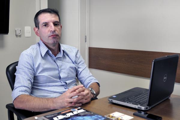 Alexandre Jordão, gerente de Vendas Aftermarket PST
