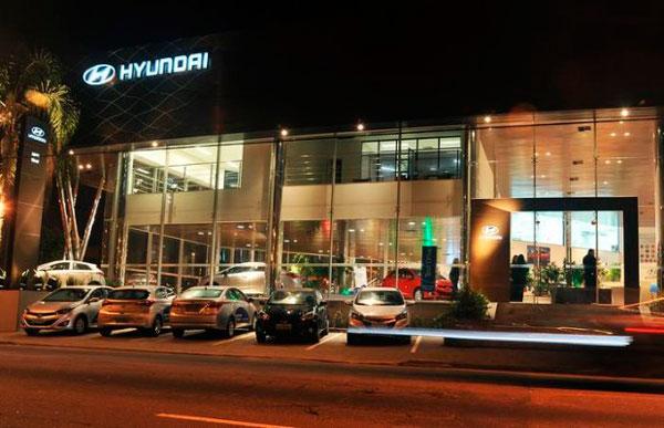 hyundai lança novo conceito global de concessionárias no Brasil