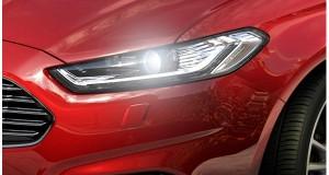 Ford vai lançar na Europa farois com tecnologia Full LED com claridade similar à luz do dia