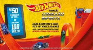 Hot Wheels vai bater o recorde da maior pista do mundo no Brasil