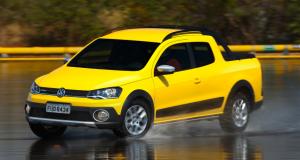 Nova Saveiro cabine dupla é aposta da VW para alcançar a rival Strada