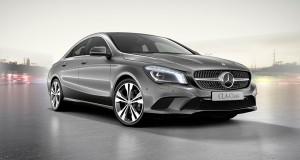 Três novas versões da Mercedes CLA são lançadas no Brasil