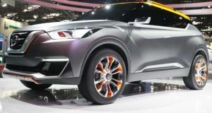 Inspire-se nos detalhes do belo concept Nissan Kicks