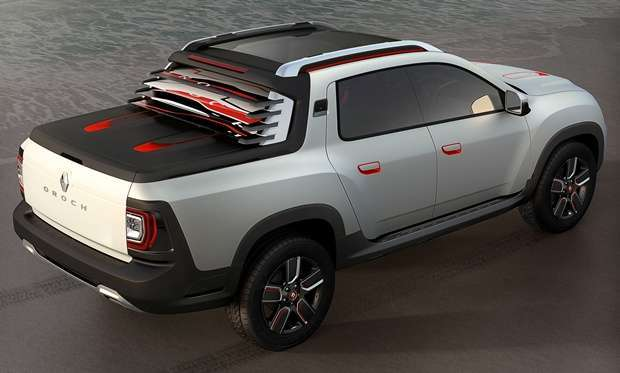 O show car Renault Duster Oroch