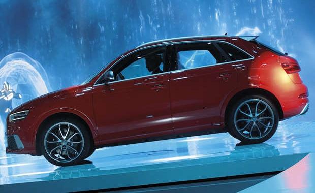 O SUV Audi RS Q3