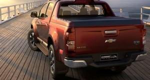 Conheça a S10 High Country, a pick-up concept da GM no Salão