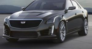 Cadillac CTS-V, luxo e potência à americana
