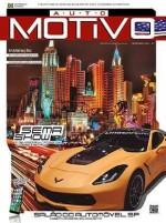 Capa da edição 87, de dezembro de 2014, da revista AutoMOTIVO