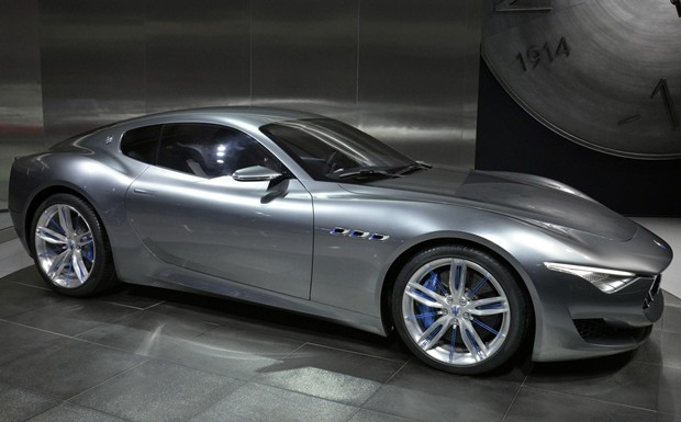 A Maserati Alfieri Concept