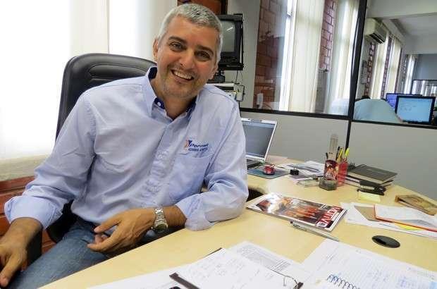 Ocimar Garcia, diretor da Permak, fabricante de acessórios automotivos