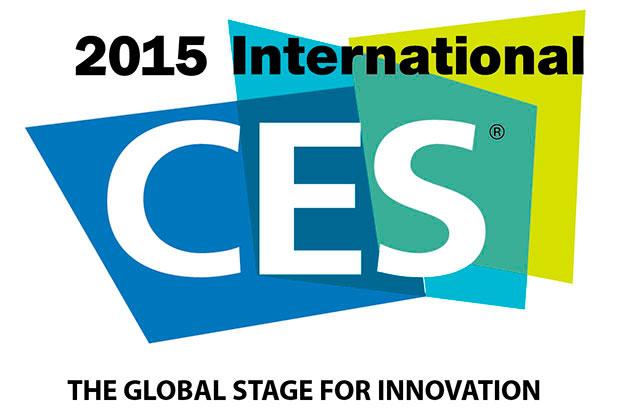 logo da feira CES 2015