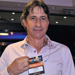Luiz Nascimento, da distribuidora de acessórios paulista Danfab