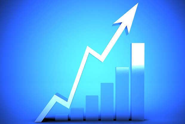 gráfico de evolução do mercado de acessórios