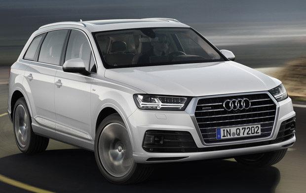 O novo Audi Q7