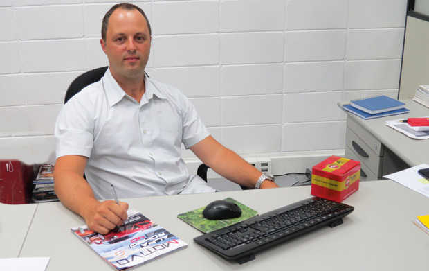 Daniel Tury, Diretor Comercial da Tury Acessórios, fabricante de acessórios automotivos
