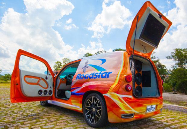 Show car da Roadstar 3/4