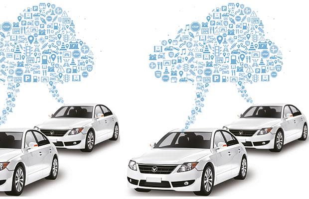 comunicação e interação entre veículos som e acessórios automotivo