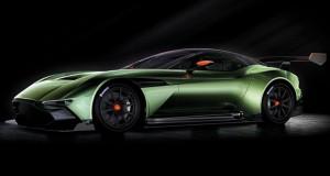 Aston Martin Vulcan, um vulcão criado para as pistas