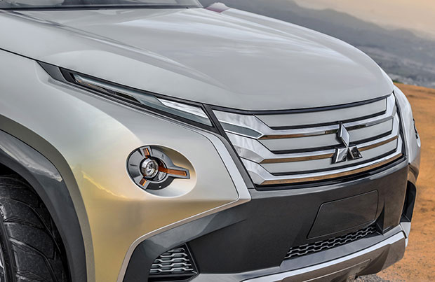 SUV Concept Mitsubishi GC PHEV