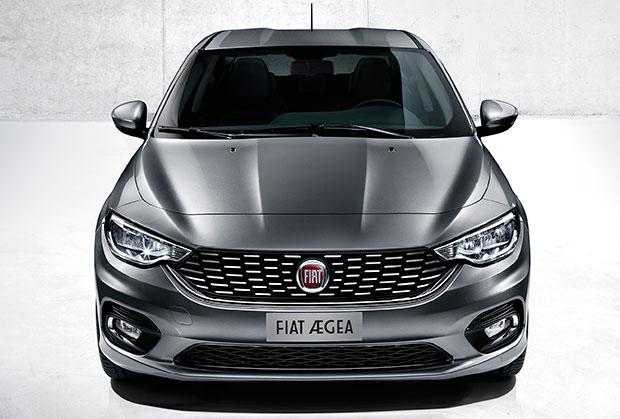 Novo Fiat Aegea, substituto do Linea