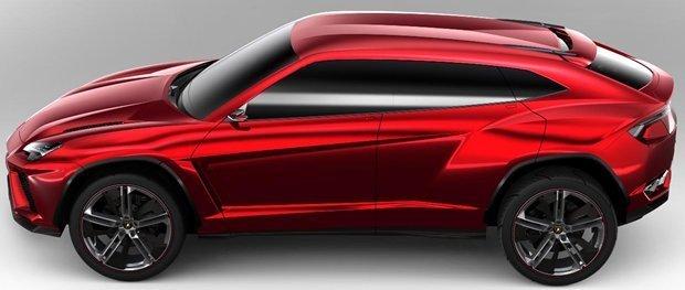SUV Lamborghini Urus