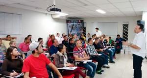 Stetsom promove workshops em distribuidoras com consultor da AutoMOTIVO