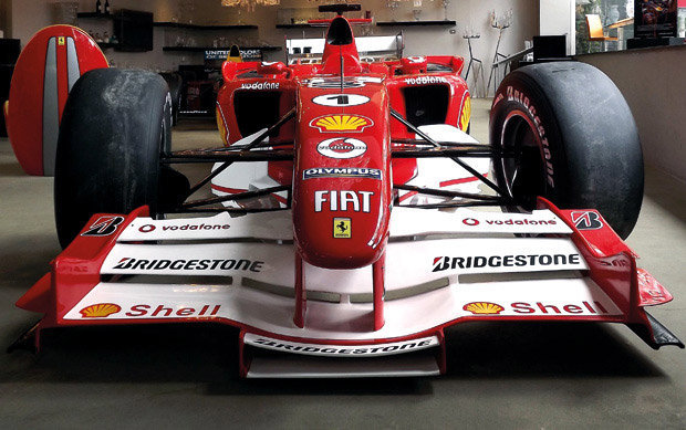 AC Design - Réplica de Ferrari Fórmula 1