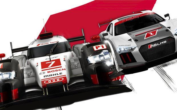 Modelos Audi de competição