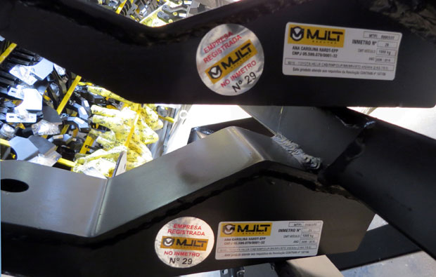 Mult Engates - acessórios automotivos - etiquetas INMETRO