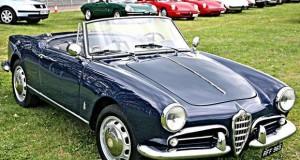 Noite Italiana atrai carros clássicos para o Anhembi