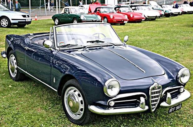 Alfa Romeo clássico