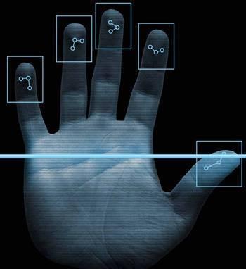 controle de acesso biométrico acessório para veículos