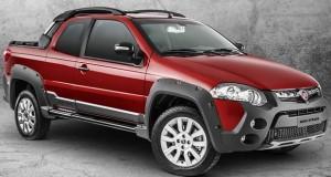 Confira acessórios para equipar a Fiat Strada 2016