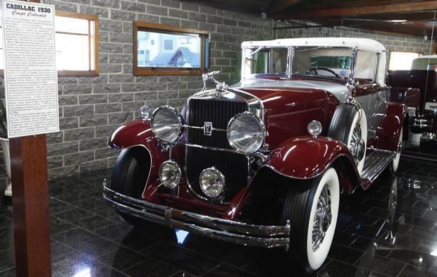 Cadillac 1930 Coupê Hollywood Dream Cars Gramado Ok