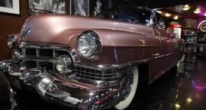 Cadillacs clássicos são atração em Gramado