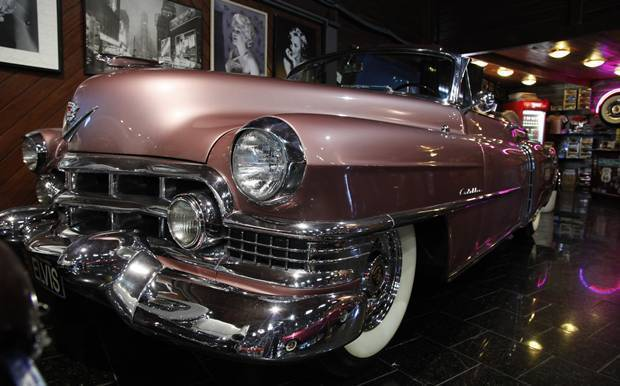 Cadillac 1956 Hollywood Dream Cars Gramado